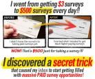 Take Surveys for Cash Review | Jason White
