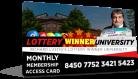 Richard Lusting's Lottery Winner University Review