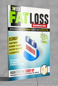 3 Week Fat Loss Domination Review