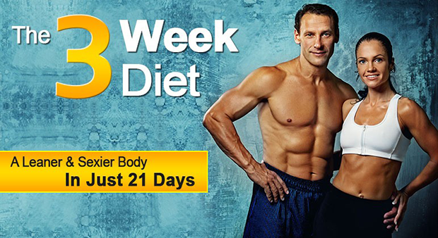 3 week diet modules