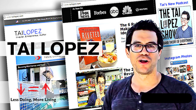 Tai Lopez The 67 Steps Review