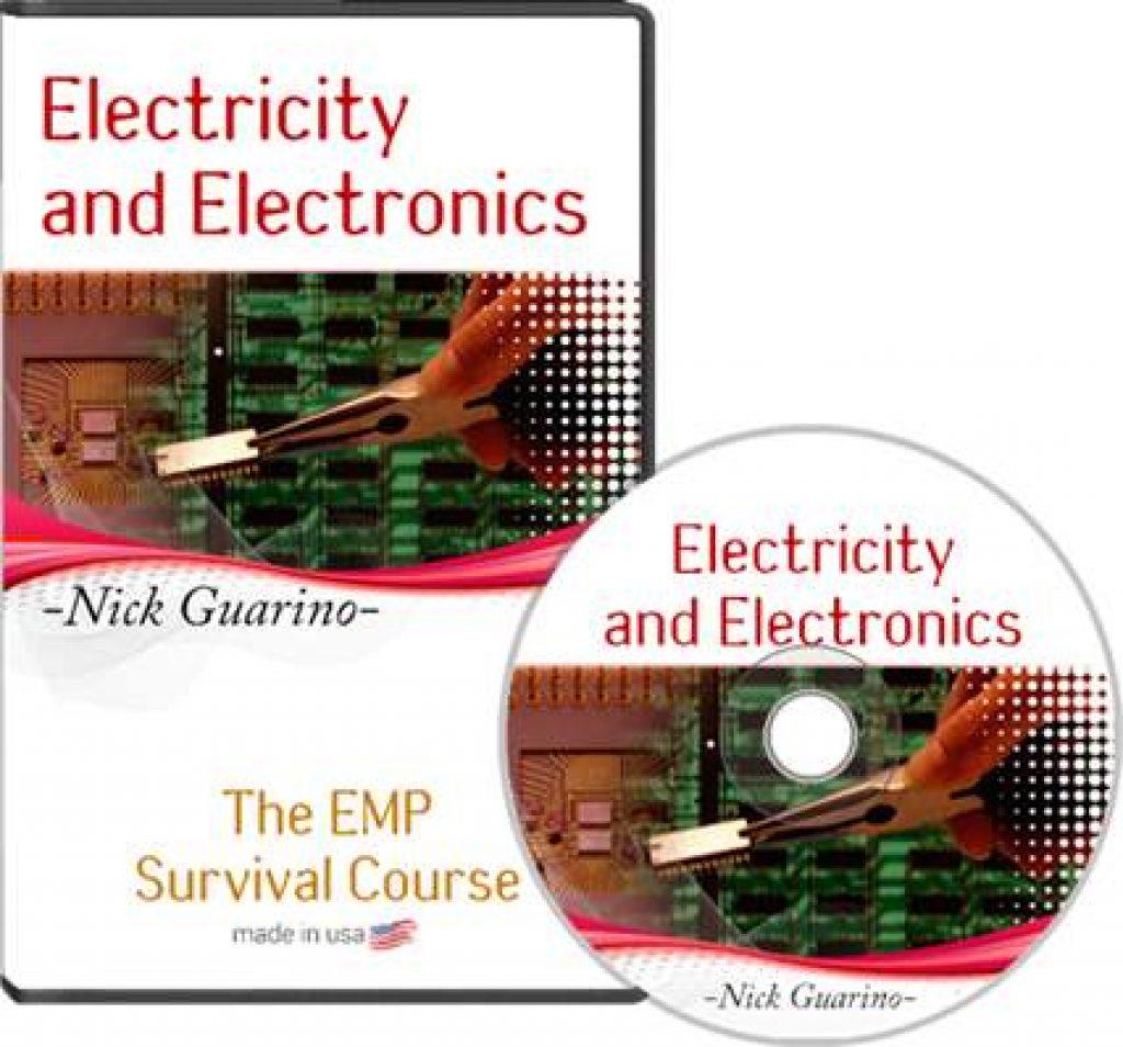Nick Guarino's The EMP Survival Course
