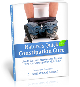 Nature's Quick Constipation Cure Review