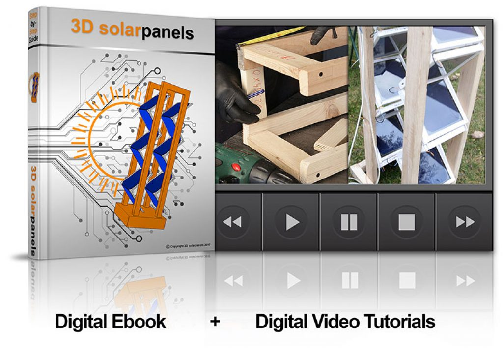 DIY 3D Solar Panels Video Guide Review