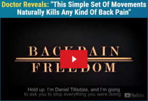 Back Pain Freedom Review