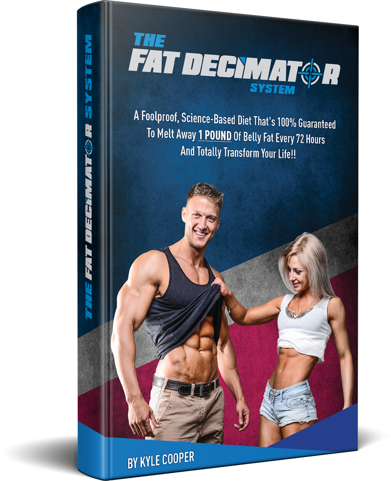 Kyle Cooper's The Fat Decimator System Review | ContinuumBooks
