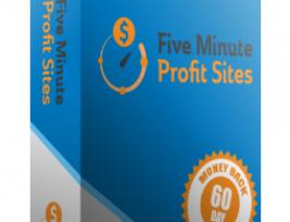 Five Minute Profit Sites Review