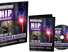 Rick Kaselj's Unlock Your Hip Flexors Review