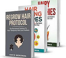 David McKenna's The Red Dragon Hair Regrowth Protocol Review