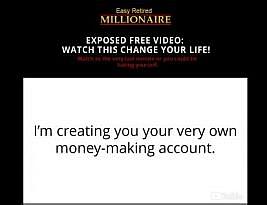 Kathy Graham's Easy Retired Millionaire Review