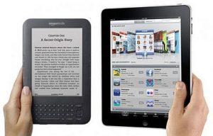 Ebook Reader Or Tablet