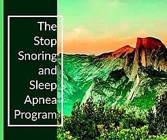The Stop Snoring And Sleep Apnea Program Review
