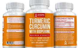Turmeric with BioPerine Review