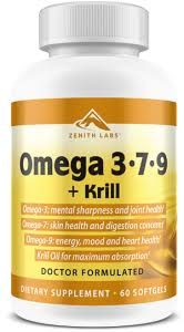 Omega 3.7.9 + Krill Review