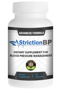 StrictionBP by Optimal Health Review