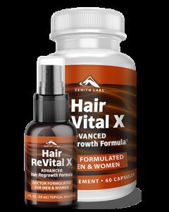 Hair Revital X