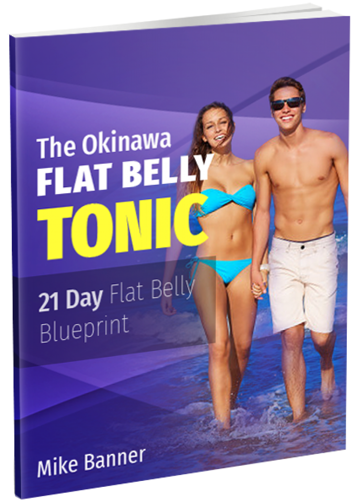 Mike Banner's The Okinawa Flat Belly Tonic