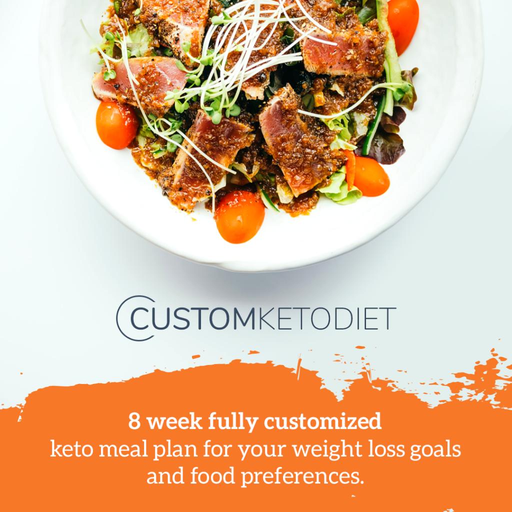 Rachel Roberts' Custom Keto Diet