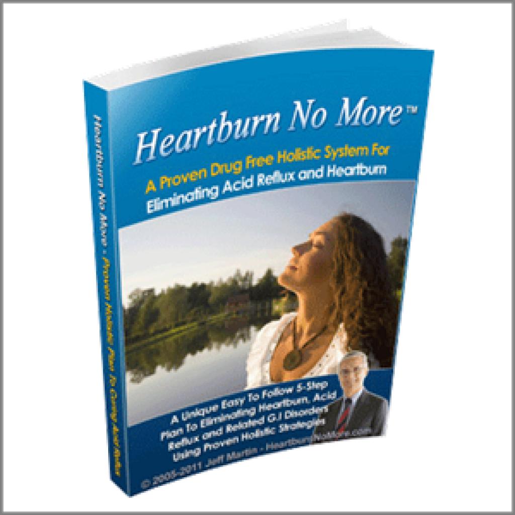 Jeff Martin's Heartburn No More