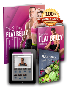 Todd Lamb's 21 Day Flat Belly Fix