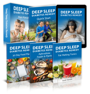 Scott Hanson's Deep Sleep Diabetes Remedy