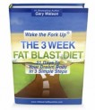 3 Week Fat Blast Diet Review