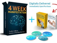 Andrew Jacovic's 4 Week Manifestation Review