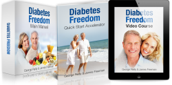 George Railly & James Freeman The Diabetes Freedom Review