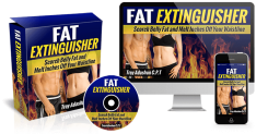 Troy Adashun's Fat Extinguisher Weight Loss Program Review
