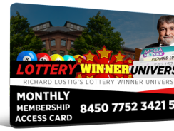 Richard Lusting's Lottery Winner University Review