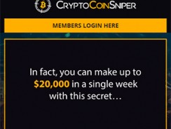 Crypto Coin Sniper Review