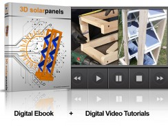 Zak Benett's DIY 3D Solar Panels Video Guide Review