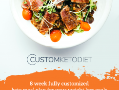 Rachel Roberts' Custom Keto Diet Review