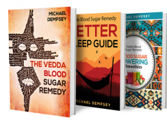 Michael Dempsey's Vedda Blood Sugar Remedy